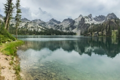 Lake Alice, Sawtooth Range, Idaho