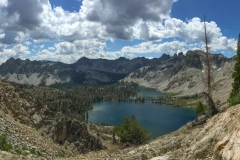 Twin Lakes, Sawtooth Range, Idaho