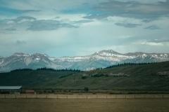 Gros Ventre Range, Wyoming
