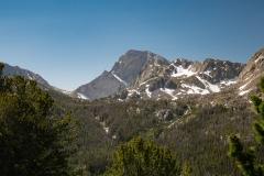 Temple Peak Drainage