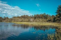 Nokomis Lake, Newbold Township, WI