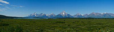 Yellowstone Tetons
