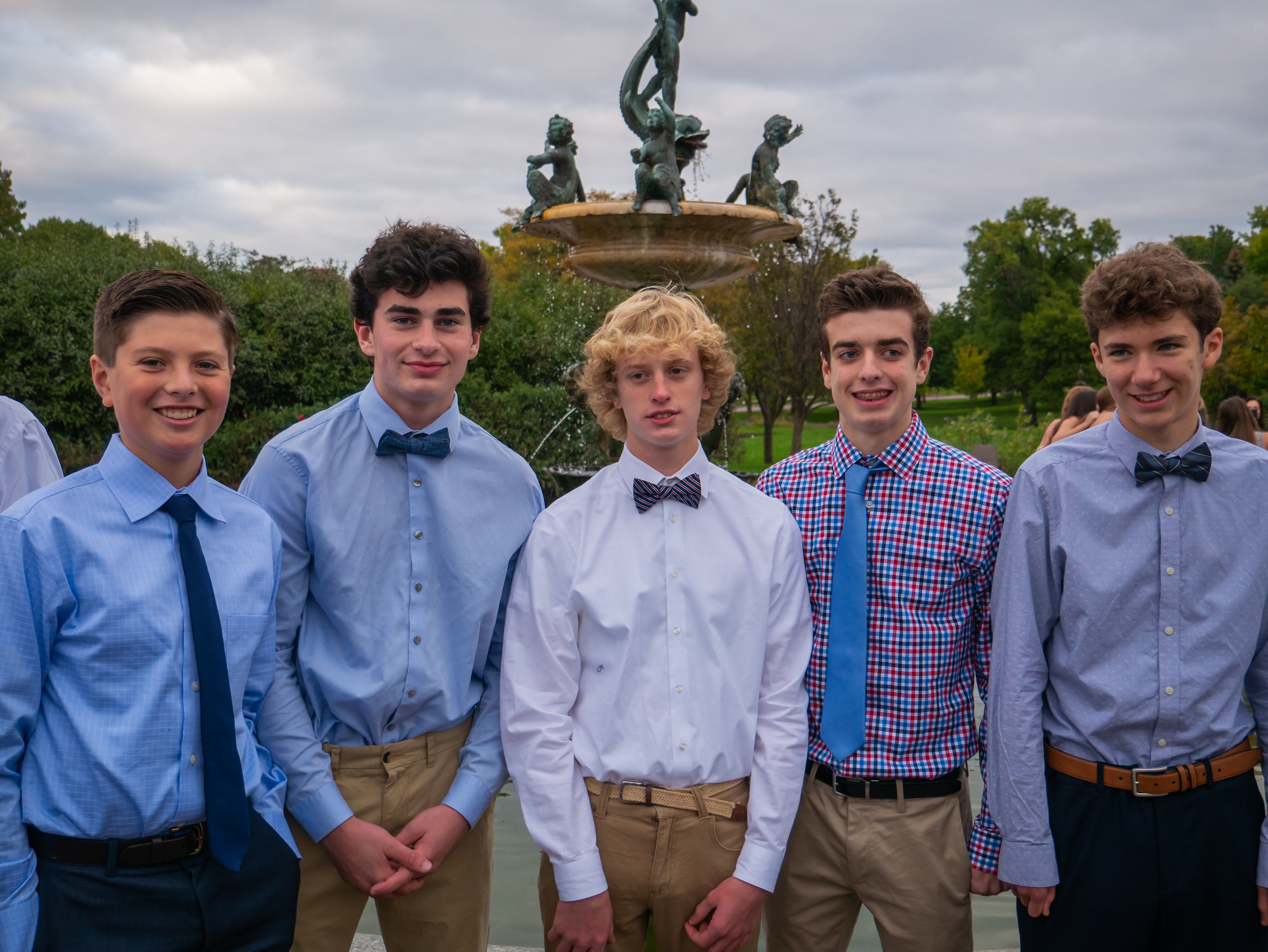 Academy of Holy Angels Homecoming 2018