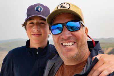 Nick and Niko's Wyoming Adventure